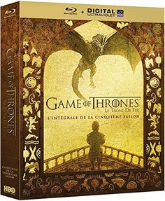 Game of Thrones (Le Trône de Fer) - Saison 5 [Blu-ray + C…