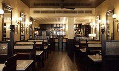 Gymkhana: restaurant review