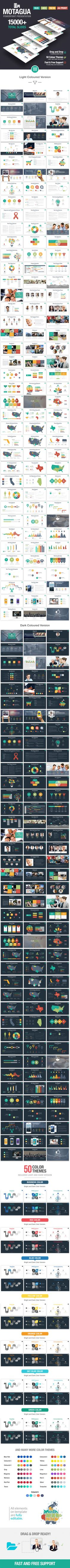 Motagua - Multipurpose PowerPoint Template #powerpoint #powerpointtemplate Download: http://graphicriver.net/item/motagua-multipurpose-powerpoint-template/10348960?ref=ksioks