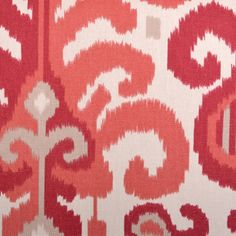 Berry Damask Drapery and Upholstery Fabric by Duralee Curtain Patterns, Textile Patterns, Textiles, Fabric Decor, Fabric Design, Custom Window Treatments, Red Fabric, Fabric Wallpaper, Fine Furniture