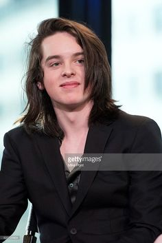 Actor Ferdia Walsh-Peelo attends the AOL Build Speaker Series to discuss 'Sing Street' at AOL Studios In New York on April 12, 2016 in New York City.
