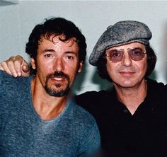 """Bruce """"The Boss""""Springsteen & Dion (1996)."""