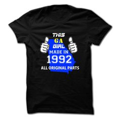 #administrators... Cool T-shirts (Best Deals) This Georgia Girl Made in 1992 . WeedTshirts  Design Description: Hey, are you made in 1992 Georgia Girl ?  Then, this shirt is for you. If not matching your age and state, pls search accordingly. .... Check more at http://weedtshirts.xyz/automotive/best-deals-this-georgia-girl-made-in-1992-weedtshirts.html Check more at http://weedtshirts.xyz/automotive/best-deals-this-georgia-girl-made-in-1992-weedtshirts.html
