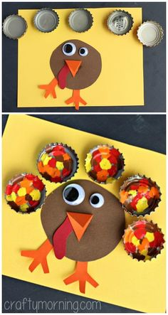 1000 Images About Holiday Crafts For Kids On Pinterest