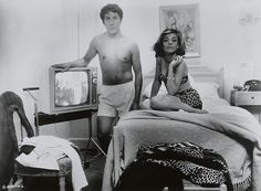 Dustin Hoffman and Anne Bancroft for The Graduate directed by Mike Nichols, 1967