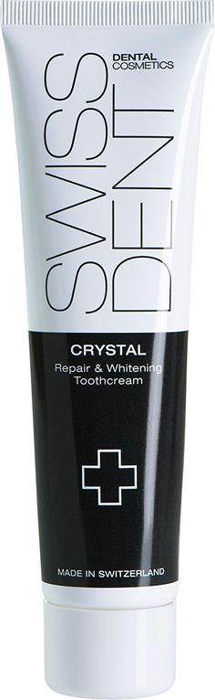 Swissdent Crystal Repair and Whitening Zahncreme 100ml *** Find out more about the great beauty product at the image link.