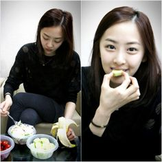 SISTAR's Dasom reveals her diet meal plan #allkpop #SISTAR #kpop