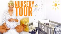 NURSERY TOUR 2017 | BABY BOY | misscharmsie