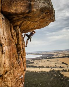 Mount Arapiles, Mount Arapiles is one of the best climbing spots in Australia. Climbing the mountain begun many years ago, in the 1960's with only few routes, while today Mount Arapiles is offering more than 2.000 routes to rock climbers of every level of experience....