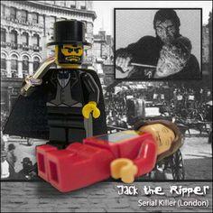 Jack de Ripper is de moordenaar. Hij is opnieuw voor problemen aan het zorgen in Londen. Sinds Rory geesten kan zien, zoekt hij 'contact' met haar. Hij heeft haar verteld dat ook hij de gave had om geesten te zien vroeger. Rory probeert samen met de geheime politieagenten Jack uit te schakelen.