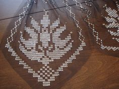 zeynep (9) Embroidery, Model, Silver, Karma, Jewelry, Needlework, Needlepoint, Jewlery