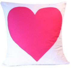 HEART IT PILLOW COVER