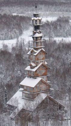 Dr. Seuss House, Alaska | Read More Info