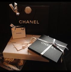Choose Chanel..