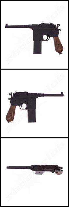 Mauser C96 Legends CO2 Pistole Blowback Kaliber  4,5mm   - weitere Informationen und Produkte findet Ihr auf www.shoot-club.de -    #Pistole #pistole #gun #shootclub