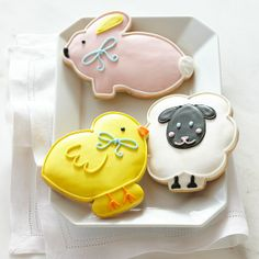 Personalized Giant Easter Cookies | Williams-Sonoma