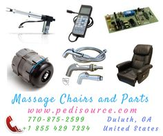 Perfect Massage Chairs And Parts Call Us 770 875 2599 +1 855 429 7334  Https://www.pedisource.com/pedicure Massage Chair Parts/ Pedicure Chair  Parts, Parts For ...