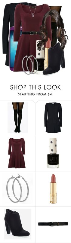"""""""Skye Bennett"""" by grandmasfood ❤ liked on Polyvore featuring Pretty Polly, ONLY, Samsung, Dorothy Perkins, Topshop, Anne Klein, Elizabeth Arden, Lauren Ralph Lauren and BERRICLE"""