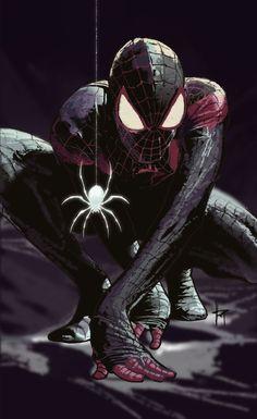 Spider-Man - Dave Seguin