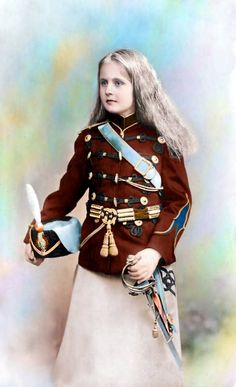 Prințesa Elisabeta Uniform Dress, Die Young, Ferdinand, Prince Charles, Romania, Royalty, Daughter, Wonder Woman, Military Uniforms