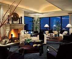 Interior Design by KA Design Group - #Home #Decor Find More Decor Ideas at:  http://www.IrvineHomeBlog.com/HomeDecor/  ༺༺  ℭƘ ༻༻  and Pinterest Boards   - Christina Khandan - Irvine California