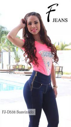 costillero jeans colombianos corte de faja levanta pompa