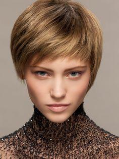 Great simple short hair