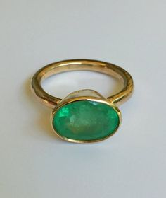 Unique Diamond Cluster Ring in Solid Gold / Diamond Twig Ring / Ring for Woman / Promise Ring / Gold Stacking Ring / Stone Ring - Fine Jewelry Ideas Sea Glass Jewelry, Jewelry Rings, Fine Jewelry, Jewellery, Emerald Ring Gold, Real Emerald Rings, Emerald Ring Vintage, Diamond Wedding Bands, Wedding Rings