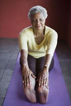 Best #stretching #exercises for seniors | #active #aging #workouts