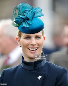 (EMBARGOED FOR PUBLICATION IN UK NEWSPAPERS UNTIL 48 HOURS AFTER CREATE DATE AND TIME) Zara Phillips attends day 1 of the Cheltenham Festival at Cheltenham Racecourse on March 14, 2017 in Cheltenham, England. (Photo by Max Mumby/Indigo/Getty Images)