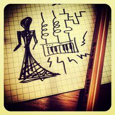 Reblogging... #drawing #ink #art #sketchnotes #visual #lomo