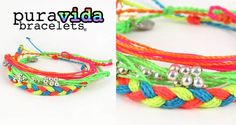 #PuraVida Bracelets make great gifts!!