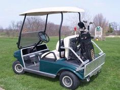 11 best golf cart ideas images on Pinterest | Rear seat, Custom golf Camper Rack For Golf Cart Back on racks for utvs, racks for four wheelers, racks for storage, racks for books, racks for doors, hunting golf carts,