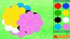 Ukázka z hry pro výuku barev