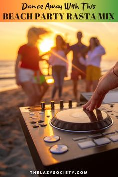 This Rasta Beach Party mix is a Spotify playlist unlike any other, creating a cool beach party vibe wherever you are and get your feet and hips moving. This is perfect for home, long road trip, long-haul flight, bike ride, snowboarding etc to get you feeling upbeat. #beachparty #reggae #spotify #rasta #dancehall #music Party Mix, Spotify Playlist, Long Haul, Dance Hall, Beach Party, Reggae, Snowboarding, Road Trip, How Are You Feeling