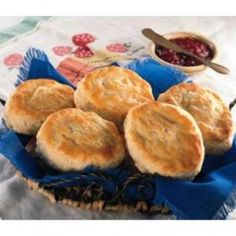 Melt In Your Mouth Southern Style Biscuits Recipe