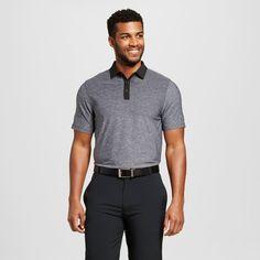 Men's Printed Golf Polo Shirt - C9 Champion - Charcoal (Grey) Heather Xxl