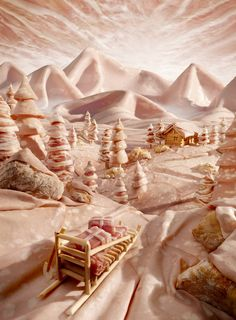 Carl Warner's 'Foodscapes' Are Beautiful Enough To Eat | The Huffington Post