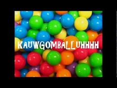 Kauwgomballenboom - YouTube