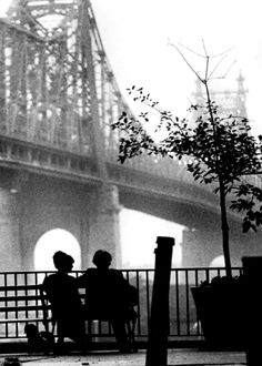 Manhattan - Woody Allen Because nothing worth knowing can be understood with the mind.