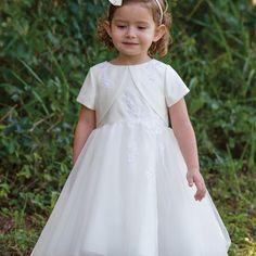 Sarah Louise Ceremonial Ballerina Length Dress 70025