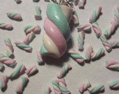 Oreo Neclace by KirstensEmporium on Etsy Oreo, Polymer Clay, Fun, Gifts, Painting, Etsy, Fin Fun, Presents, Painting Art