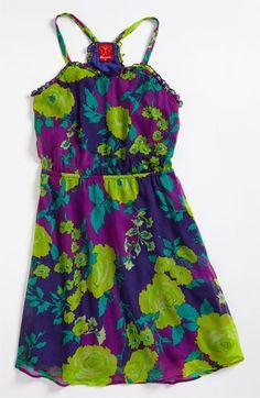 Ella Moss Floral Dress (Big Girls) available at Nordstrom