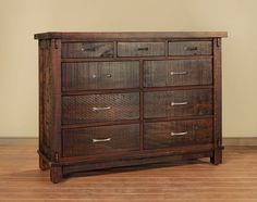 Ruff Sawn Timber bedroom collection. Canadian made, solid maple and available in a wide selection of stain and hardware options. See in store for pricing and all available options.