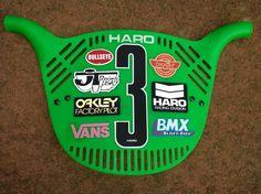 Haro Race Plate
