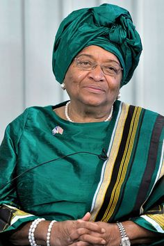 """Ellen Johnson Sirleaf Year: 2011 Country: Liberia Age: 73 Won for: Awarded prize """"for non-violent struggle for the safety of women and for women's rights to full participation in peace-building work"""""""