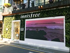 Innisfree Store in Gangnam