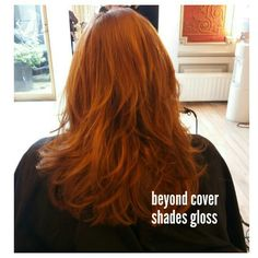 #redken #beyond cover  #shades gloss #stylist nathalie