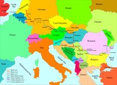 Danube: North Sea to Black Sea