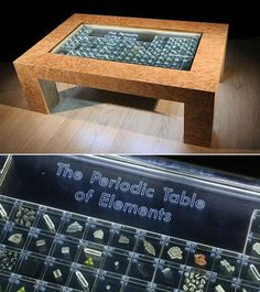 cool coffee table,geek coffee table,geek furniture